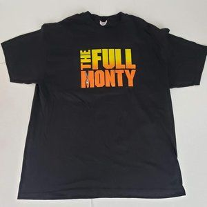 The Full Monty Vintage 2000 T Tee Shirt